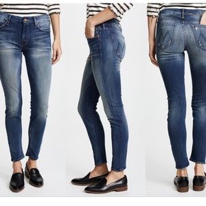 Mother the looker tequila truth skinny jean